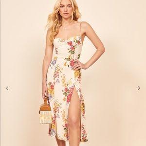 Juliette Dress Bouquet SIZE 4  NWT REFORMATION